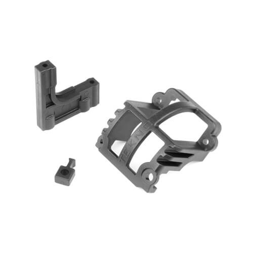 Tekno RC EB48 2.0 Composite Split Center Differential Mount (TKR9262)