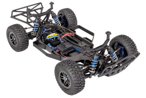 """Traxxas Slash 4X4 """"Ultimate"""" RTR 4WD Short Course Truck (Green) w/TSM & TQi 2.4GHz Radio"""