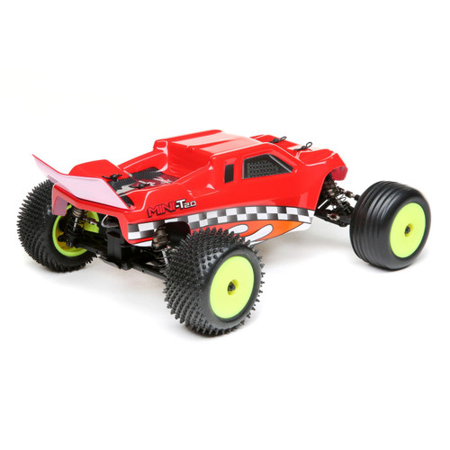 Losi Mini-T 2.0 1/18 RTR 2wd Stadium Truck 40th Anniversary Limited Edition w/2.4GHz Radio, Battery & Charger