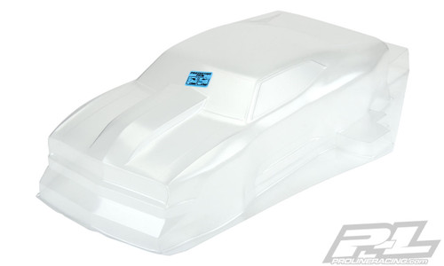 Pro-Line Octane SC 1/10 Short Course Drag Body (Clear)