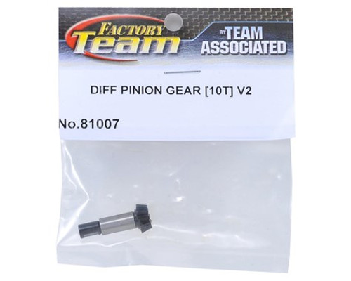 Team Associated V2 Differential Pinion Gear (10T)