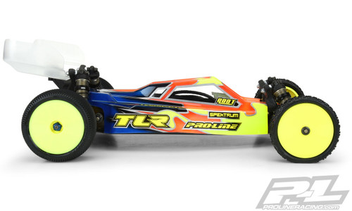 Pro-Line TLR 22 5.0 Axis 2WD 1/10 Buggy Body (Clear) (Light Weight)