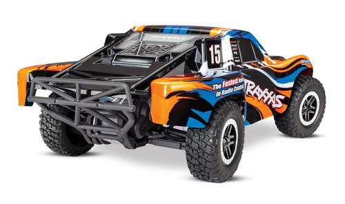 Traxxas Slash VXL 1/10 RTR 2WD Short Course Truck (Orange & Black) w/TSM & TQi Radio