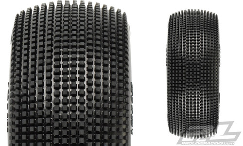 Pro-Line Fugitive 1/8 Buggy Tires w/Closed Cell Inserts (2) (S3)