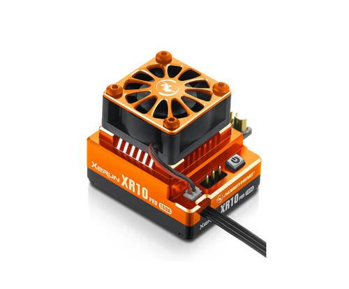 Hobbywing XeRun XR10 Pro - 160Amp Brushless ESC  (Orange)