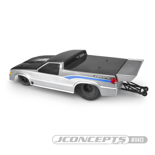 JConcepts 2002 Chevy S-10 Drag Truck