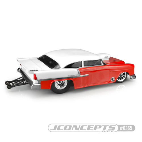 JConcepts 1955 Chevy Bel Air Street Eliminator Drag Body