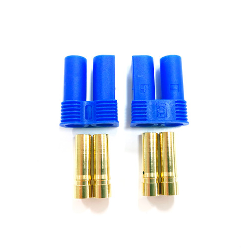 Assault RC High Current EC5 Connectors (2) (Female/Battery)