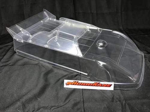 MR Kustoms HurriKane 2020 1/10 DIRT Late Model Body (.030)