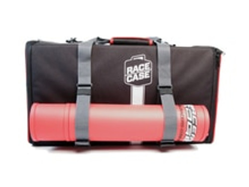 The Double Buggy RaceCase Hauler Bag in Racers Edge Red Trim (RCE2023)