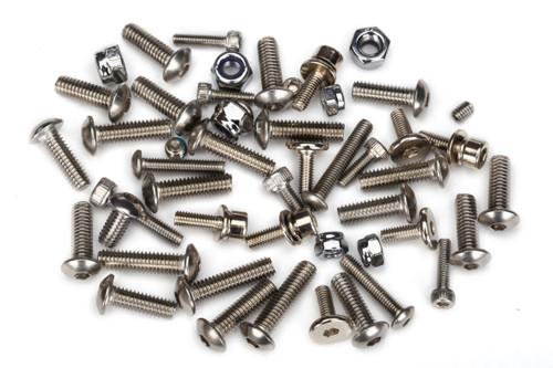 Traxxas Spartan/DCB M41 Stainless Steel Hardware Kit (TRA5746X)