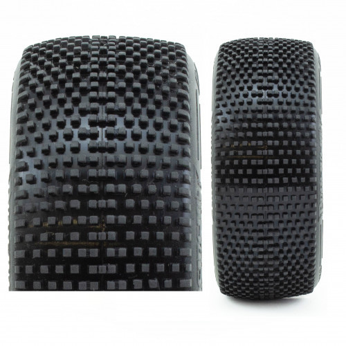 PRO-CIRCUIT Claymore V2 Buggy C3 (Soft) With Insert (2 PCS.) (PCT2002-C2) tread