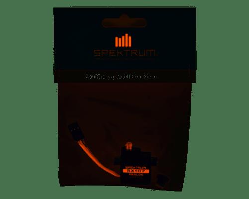 Spektrum RC SX107 Micro Metal Gear Servo