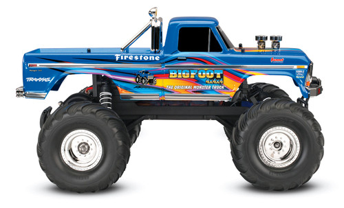 """Traxxas """"Bigfoot No.1"""" Officially Licensed 1/10 RTR 2WD Monster Truck"""