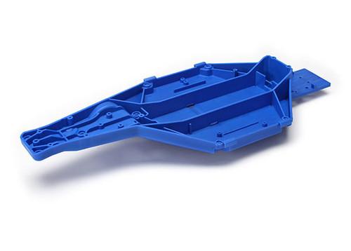 Traxxas Slash 2WD LCG Chassis (Blue) (TRA5832A)