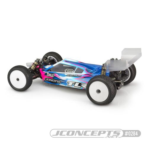 JConcepts P2 TLR 22 5.0 Elite Body (Clear) (JCO0284)
