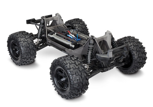 Traxxas X-Maxx 8S 4WD Brushless RTR Monster Truck (Red-X) w/2.4GHz TQi Radio & TSM