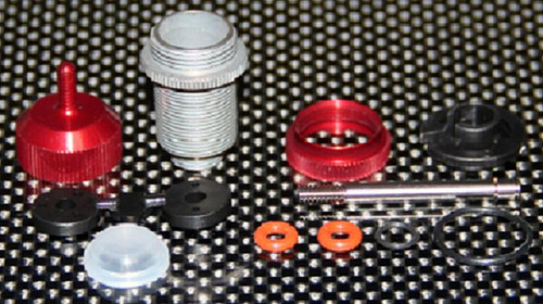IRS Center Shock Kit - Red