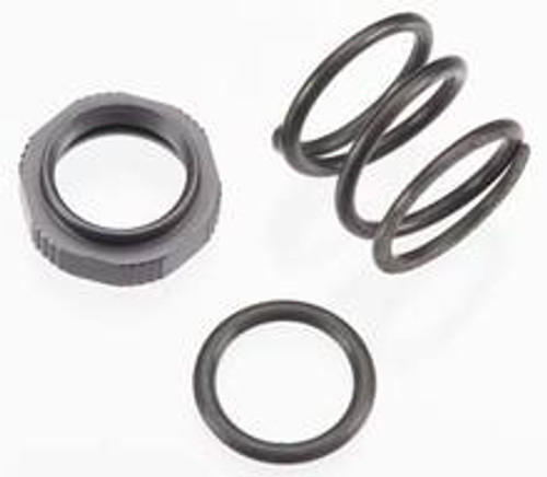 TEKNO Servo Saver Nut & Spring Set
