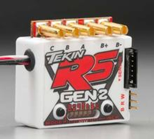 TEKIN RS Gen2 Sensored Brushless ESC (TT1154)