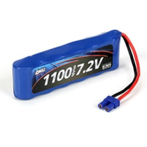 LOSI 6C NiMH Battery Pack w/EC2 Connector (7.2V/1100mAh) (Mini 8IGHT) (LOSB1209)