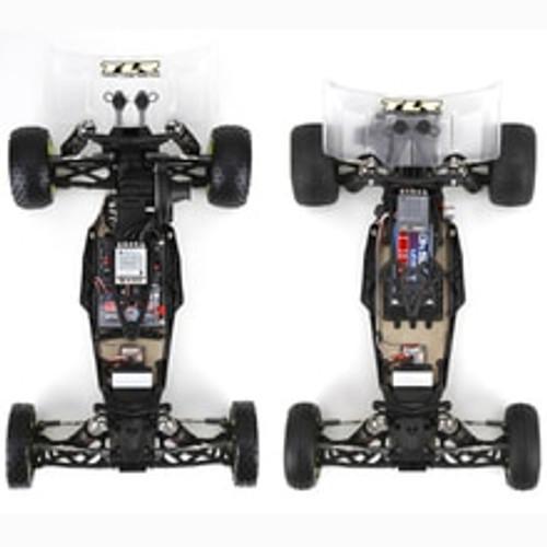TLR Team Losi Racing 22 2.0 1/10 Scale 2WD Electric Racing Buggy Kit (TLR03002)