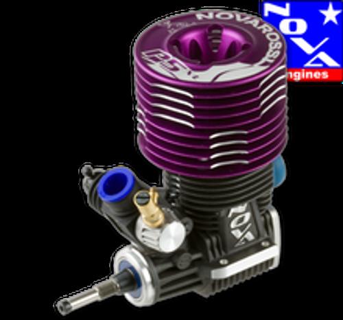 NOVAROSSI Novarossi P5XLT Engine .21 Off Road 5 Port Turbo (NVRS21P5XLT)