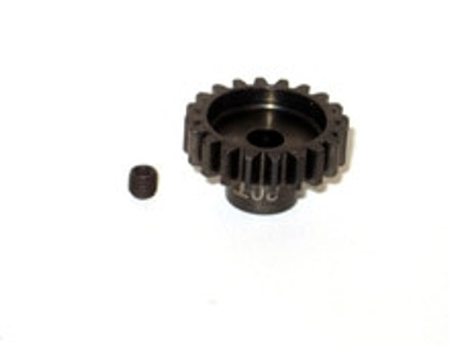Advantage Racing Products Precision Steel 5mm Bore Mod 1 Pinion Gear - 21T