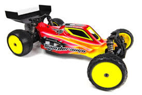 TEAM DURANGO Team Durango DEX210 V2 1/10 Electric 2wd Off Road Buggy Kit (TD102028)