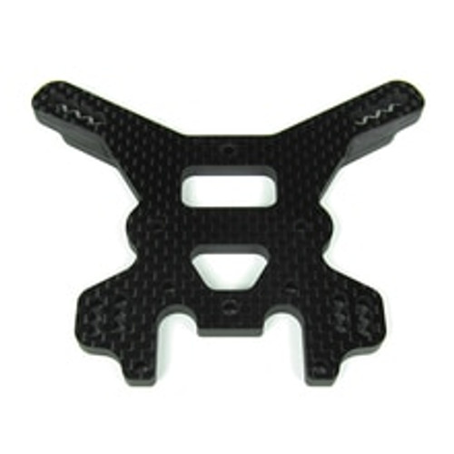 Tekno RC 4mm Carbon Fiber Rear Shock Tower (TKR5029C)
