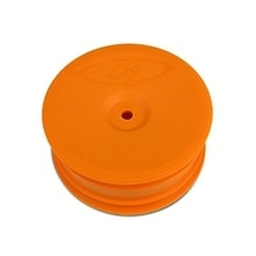 1/10 SPEEDLINE WHEEL (AE B4.2 / KYOSHO RB5/RB6) - (FRONT) - ORANGE (DER-SB-AFO)