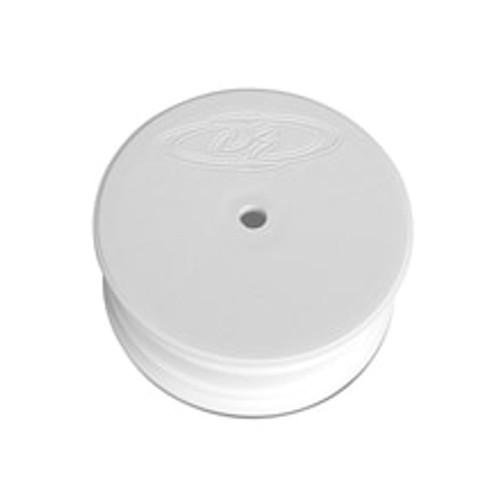1/10 SPEEDLINE WHEEL (LOSI 22) - (FRONT) - WHITE (DER-SB-LFW)