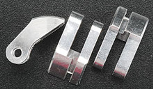 Mugen Aluminum Clutch Shoes (3) MBX (Light Weight) (MUGE0704)