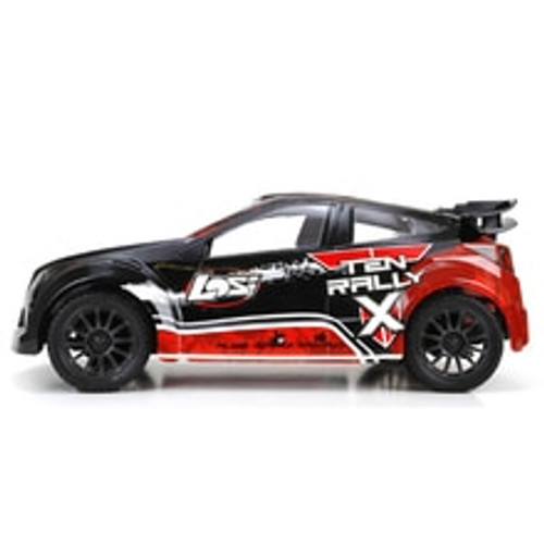 LOSI TEN Rally-X RTR w/AVC 1/10 4WD Rally Car (LOS03000)