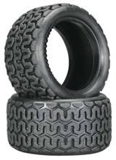 CUSTOM WORKS RC Rear Street-Trac Tire HB (Soft Compound)