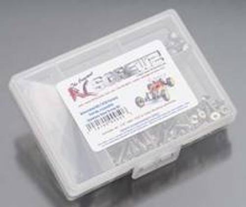 RC Screwz Associated B4.2 Stainless Steel Screw Kit (RCZASS050)