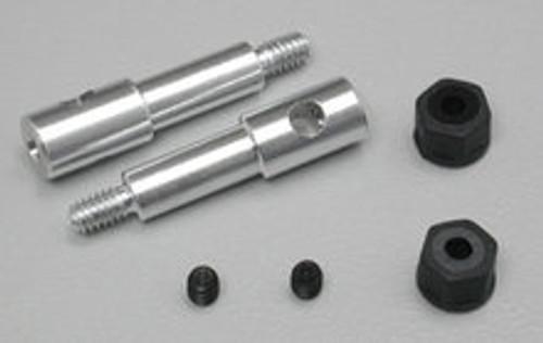 TEAM ASSOCIATED Factory Team Aluminum Inline Front Axle (ASC8443)
