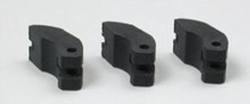 OFNA Black Carbon Clutch Shoes (3)