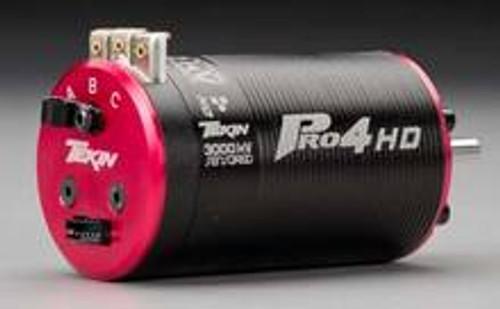 TEKIN Pro4 HD 4-Pole Brushless 550 Motor w/5mm Shaft (3,000kV) (TT2520)