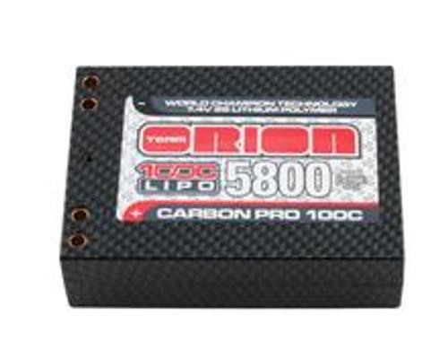 Orion Carbon Pro 5800 100C 7.4V Saddle Block (Tubes) (ORI14065)