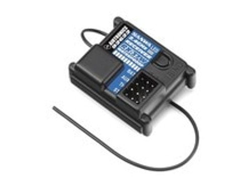 AIRTRONICS RX-371W Waterproof 3-Channel 2.4GHz FHSS-2 Receiver (AIR92621)