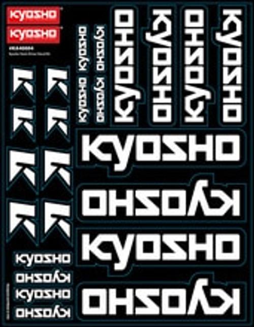 KYOSHO Team Decal Sheet