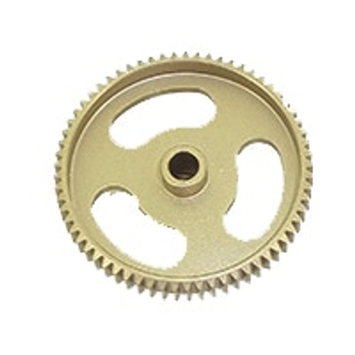 "Calandra Racing Concepts ""The Gold Standard"" 47T (64P) Pinion"
