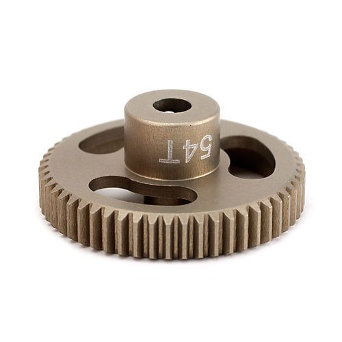 "Calandra Racing Concepts ""The Gold Standard"" 54T (64P) Pinion"
