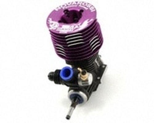 NOVAROSSI Novarossi PLUS 21-4C TEAM Factory Tuned Engine .21 Off Road 4 Port Turbo (NVRPLUS21-4C)