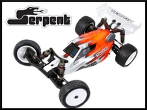 SERPENT Serpent Spyder Buggy SRX-2 MM 2wd electric off-road buggy (SER500003)