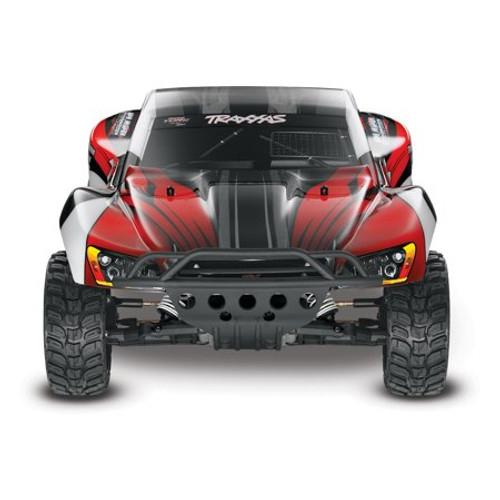 TRAXXAS Slash 1/10 RTR Electric 2WD Short Course Truck w/TQ 2.4GHz Radio System - Red