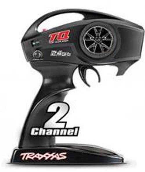 "TRAXXAS ""Ford F-150 SVT Raptor"" Slash 1/10 RTR Truck (w/TQ 2.4GHz, Battery & Charger) (TRA58064)"