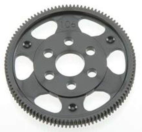 TEAM ASSOCIATED Spur Gear 64P 106T TC6 (ASC31334)