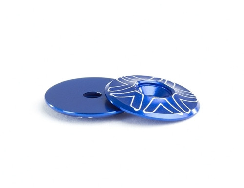 AVID 10th Wing Mount Buttons - BLUE (2)